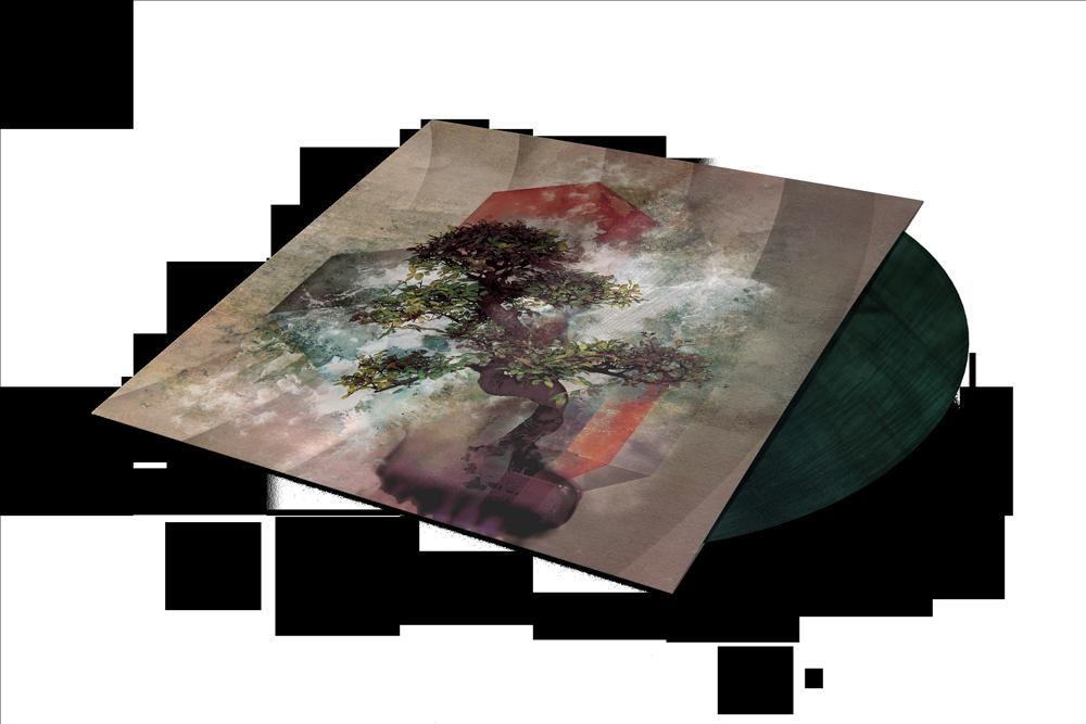 OHSREP001 - Promo - Vinyl (Oval Harmonique)