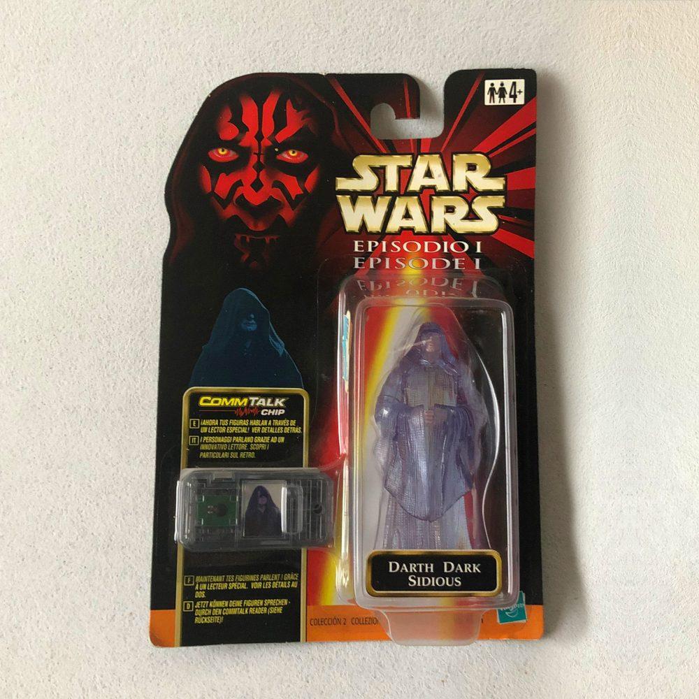 Exclusive - Star Wars - Hasbro - Darth Dark Sidious - Front