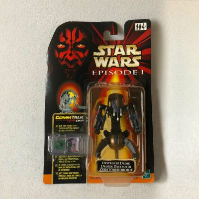 Exclusive - Star Wars - Hasbro - Destroyer Droid - Front