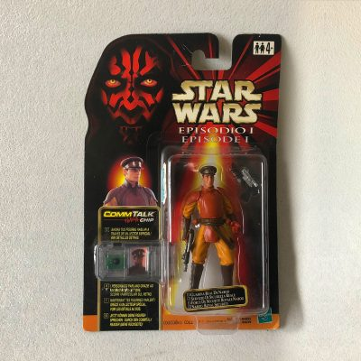 Exclusive - Star Wars - Hasbro - Naboo Royal Security - Front