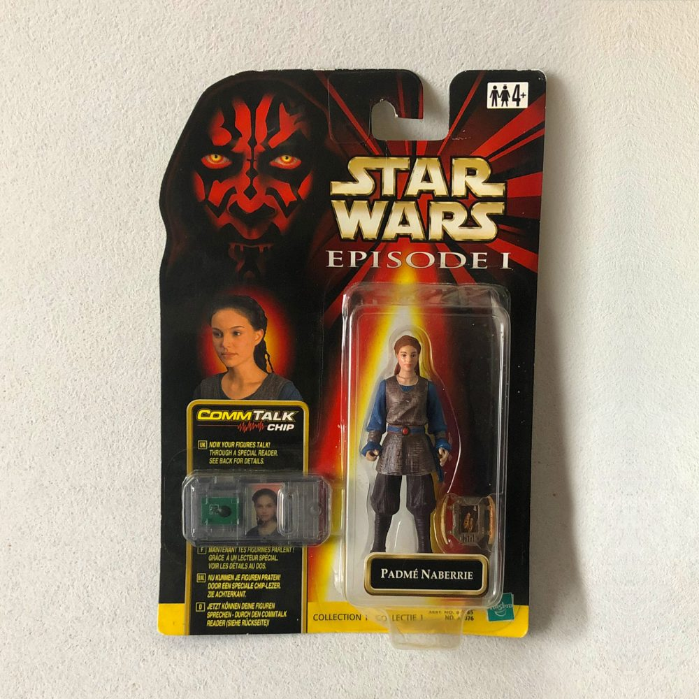 Exclusive - Star Wars - Hasbro - Padme Naberrie - Front