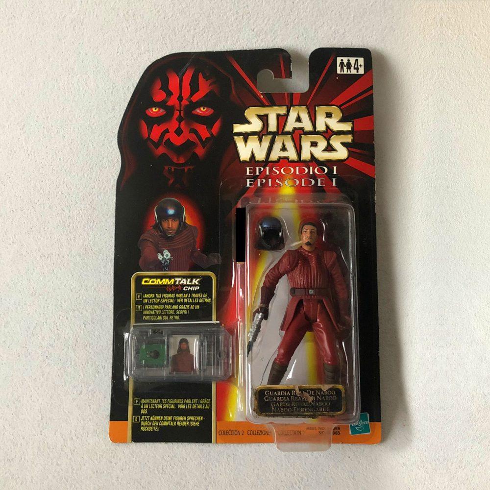 Exclusive - Star Wars - Hasbro - Royal Guard Naboo - Front