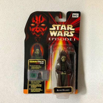 Exclusive - Star Wars - Hasbro - Rune Haako - Front