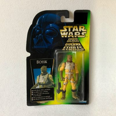 Exclusive - Star Wars - Kenner - Bossk - Front