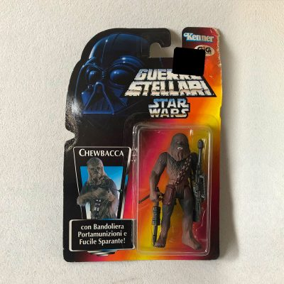 Exclusive - Star Wars - Kenner - Chewbacca - Front