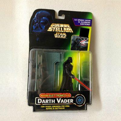 Exclusive - Star Wars - Kenner - Darth Vader- Spanish version - Front