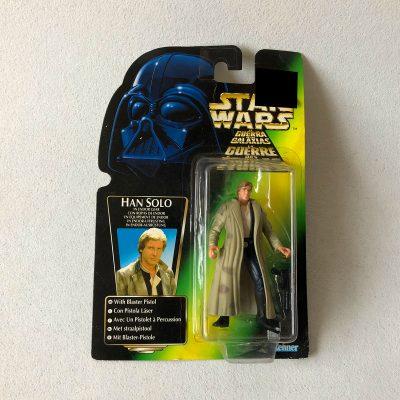 Exclusive - Star Wars - Kenner - Han Solo - Blaster Pistol - Front