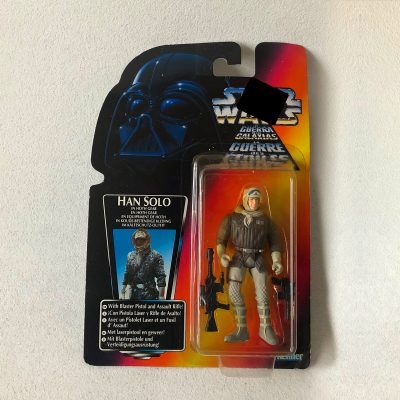 Exclusive - Star Wars - Kenner - Han Solo - Hoth Gear - Front