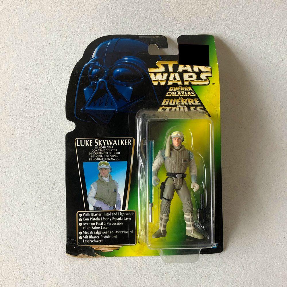 Exclusive - Star Wars - Kenner - Luke Skywalker - Blaster Pistol Lightsaber - Front