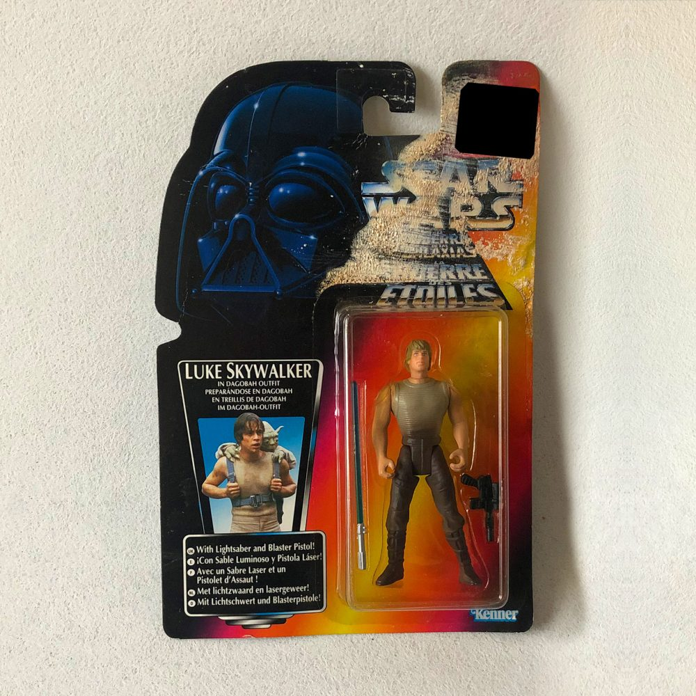 Exclusive - Star Wars - Kenner - Luke Skywalker - Dragon Outfit - Front