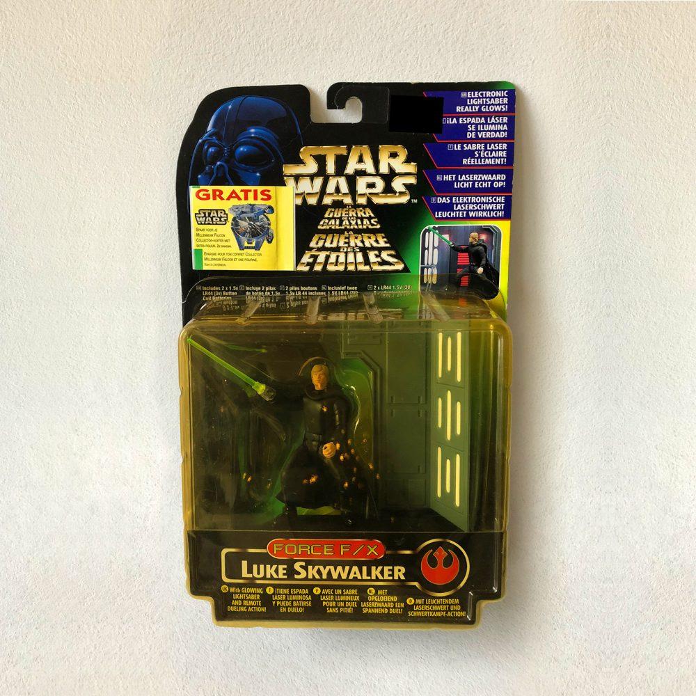 Exclusive - Star Wars - Kenner - Luke Skywalker - Spanish version - Front