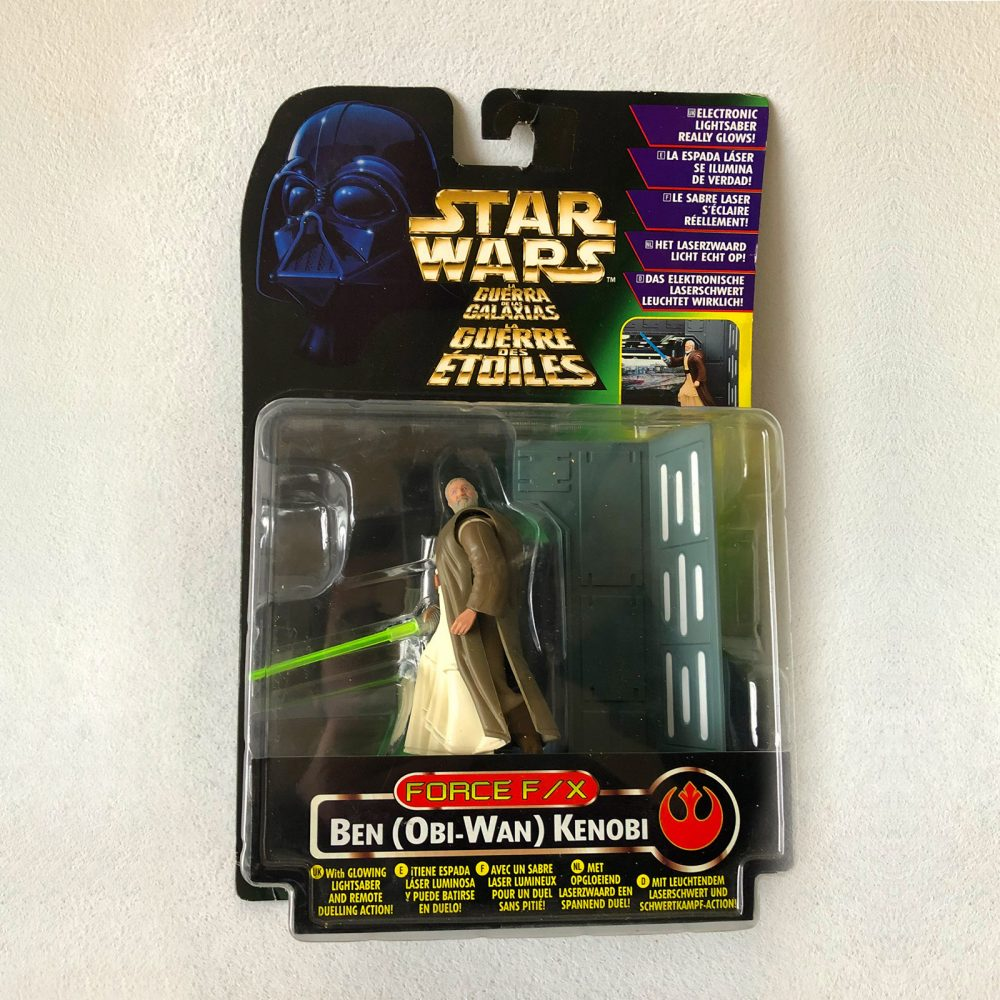 Exclusive - Star Wars - Kenner - Ob Wan - Front