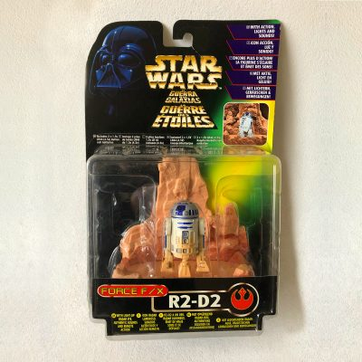 Exclusive - Star Wars - Kenner - R2-D2 - Front
