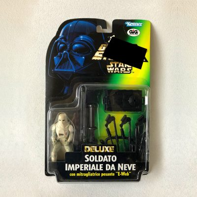 Exclusive - Star Wars - Kenner - Soldato Imperiale - Front