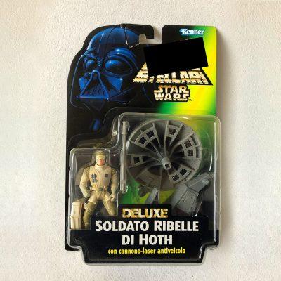 Exclusive - Star Wars - Kenner - Soldato Ribelle - Front