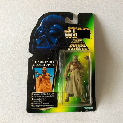 Exclusive - Star Wars - Kenner - Tusken Raider - Front
