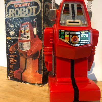 EXCLU-ROB-002 - Robot Starry 01