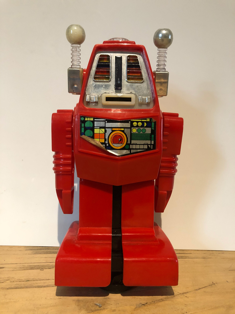 EXCLU-ROB-002 - Robot Starry 02