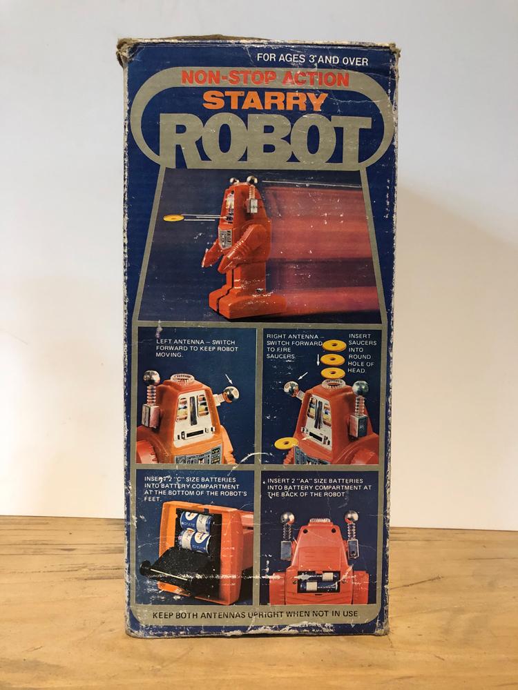 EXCLU-ROB-002 - Robot Starry 04