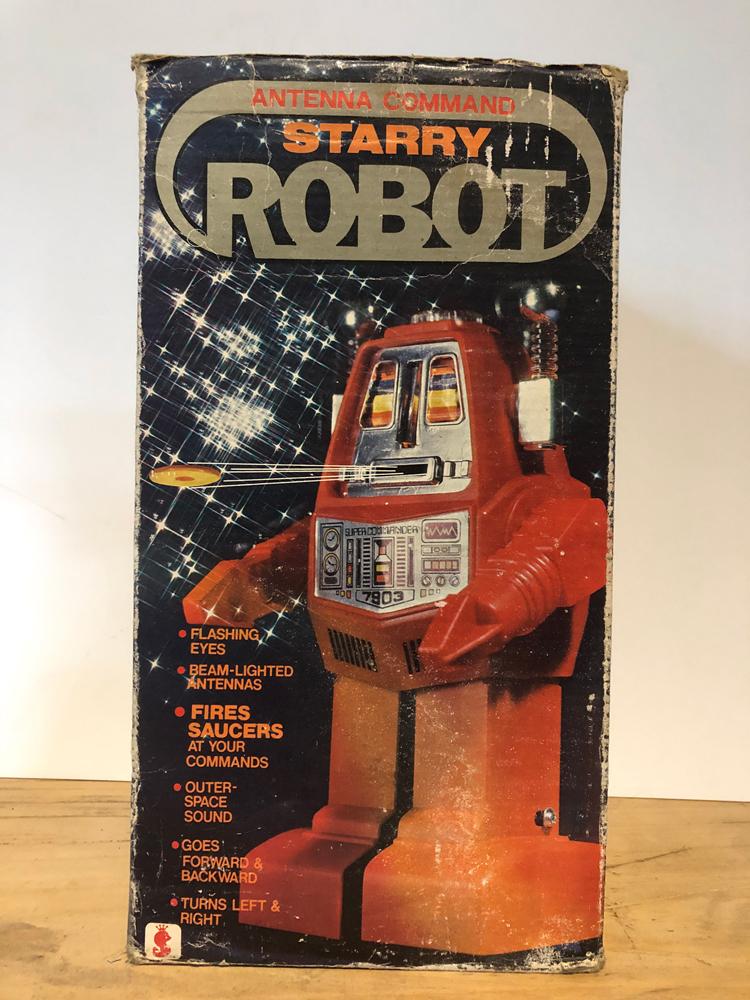EXCLU-ROB-002 - Robot Starry 05