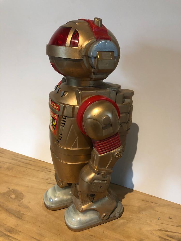 EXCLU-ROB-001 - Robot Toby 06