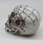 BricolArts - Dazerik - Skull - Día de los Muertos Skull - 002