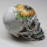 BricolArts - Dazerik - Skull - Día de los Muertos Skull - 004
