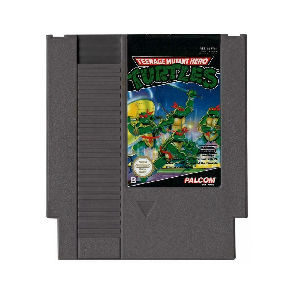 BricolArts - Products - Nintendo NES - Turtles - Teenage Mutant Hero