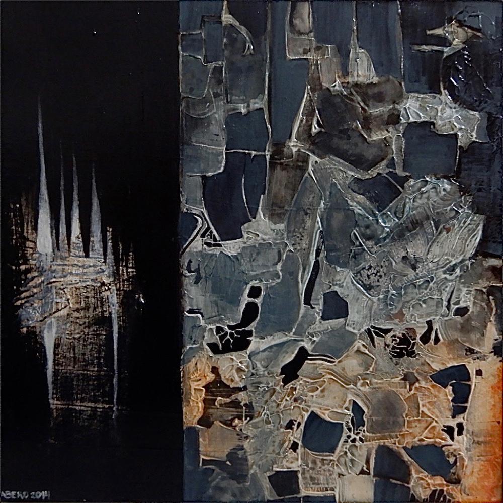 BricolArts - Nadia Romdhane - Canvas - Painting - Sans nom 07