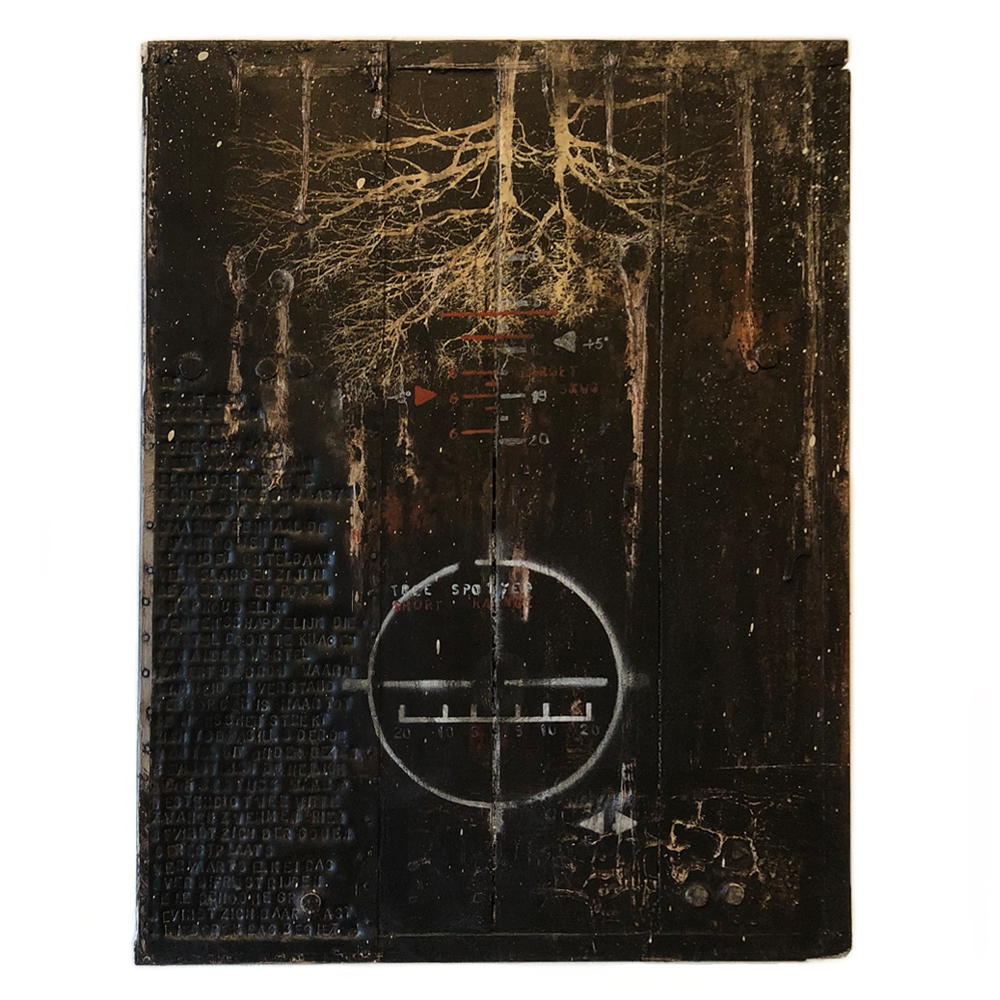 BricolArts - Skawager | SKWG - Tree of Life - Roots of Evil: Trees III
