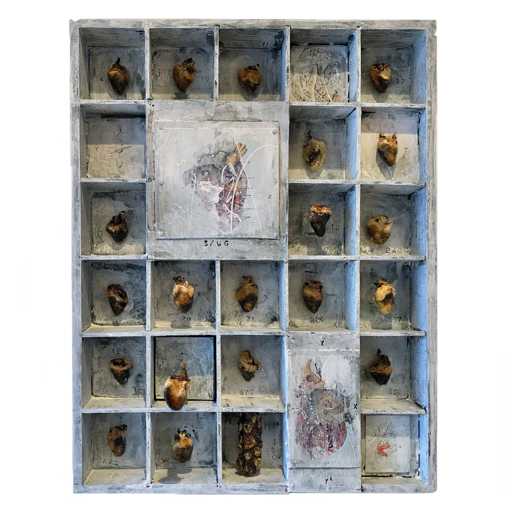 BricolArts - Skawager | SKWG - Tree of Life - Rooms of Evil: Hearts