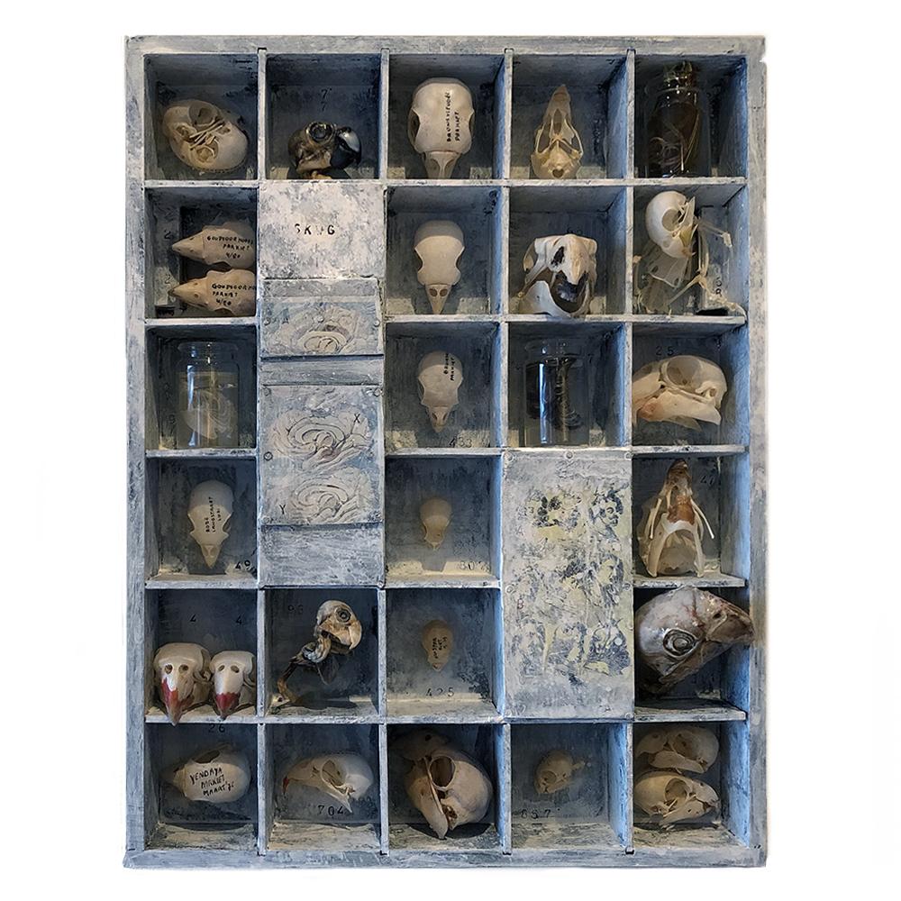 BricolArts - Skawager | SKWG - Tree of Life - Rooms of Evil: Birds