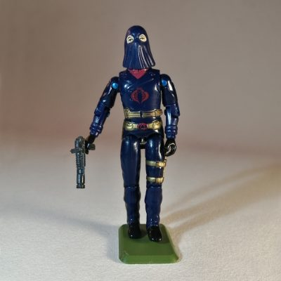 BricolArts - Exclusive item - GI Joe - Cobra Commander