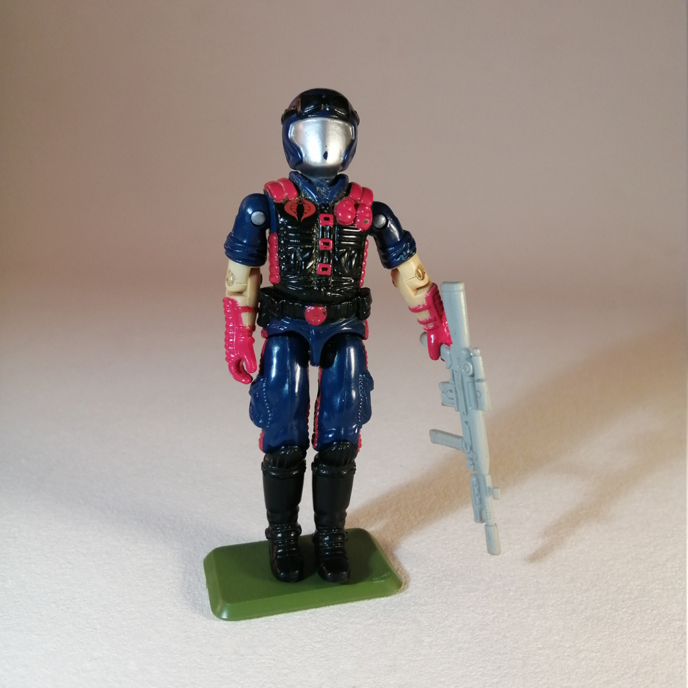 BricolArts - Exclusive item - GI Joe - Cobra Trooper