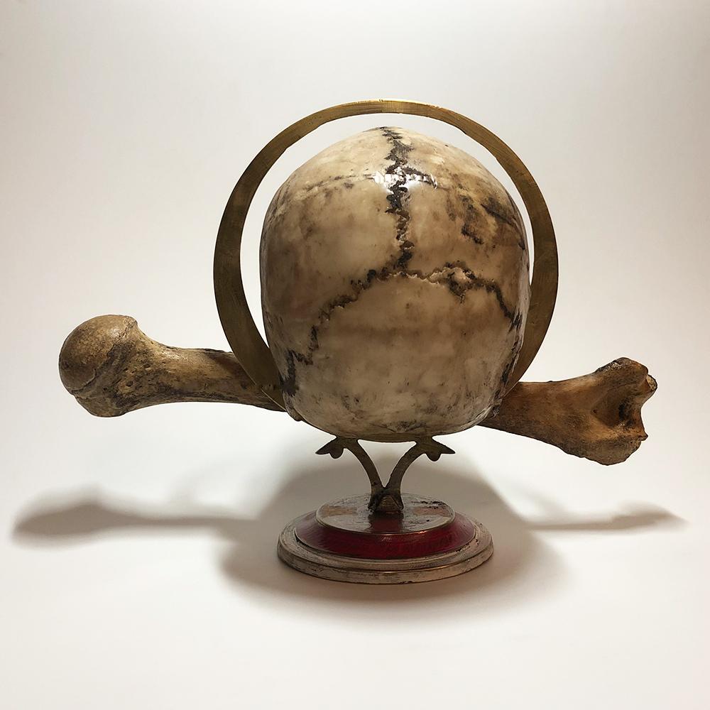 BricolArts - Dazerik - Skull - Freemason Skull - 001