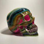 BricolArts - Dazerik - Skull - Tribe Skull - 001