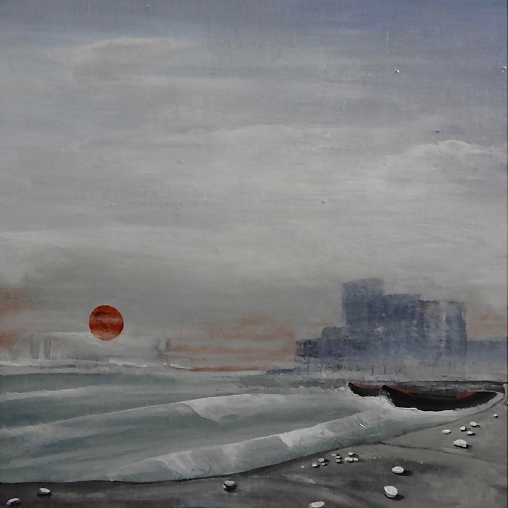 BricolArts - Nadia Romdhane - Canvas - Painting - - Sans nom 01