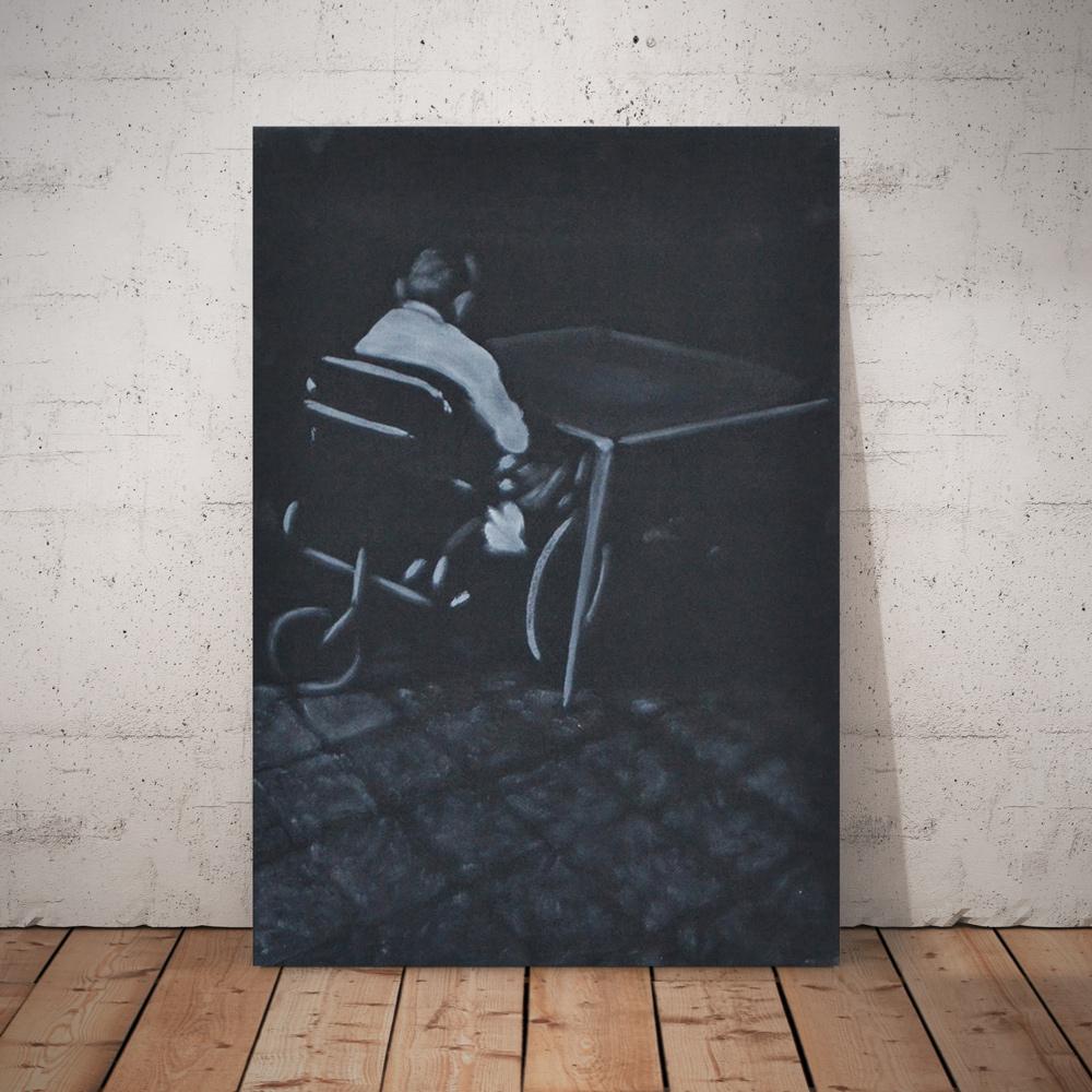 BricolArts - Pokke - Canvas - Painting - Krank I